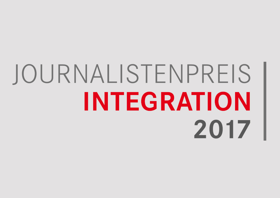 Journalistenpreis Integration